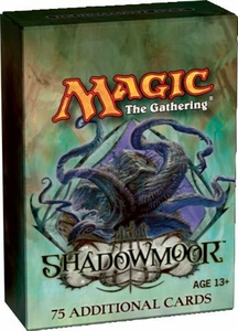 Magic the Gathering Shadowmoor Tournament Starter Deck [75 cards] Equivalent of 3 Booster Packs!