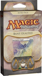 Magic the Gathering Shards of Alara Theme Deck Intro Pack Bant Exalted
