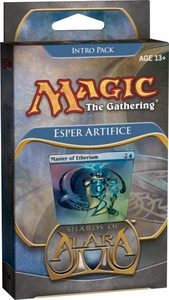 Magic the Gathering Shards of Alara Theme Deck Intro Pack Esper Artifice