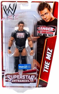 Mattel WWE Wrestling Exclusive Superstar Entrances Action Figure The Miz BLOWOUT SALE!