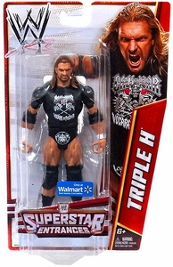 Mattel WWE Wrestling Exclusive Superstar Entrances Action Figure Triple H