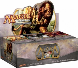 Magic the Gathering Shards of Alara Booster BOX [36 packs]
