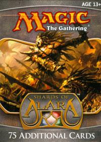 Magic the Gathering Shards of Alara Tournament Starter Deck [75 cards] Equivalent of 3 Booster Packs!