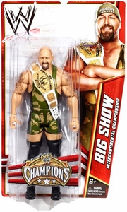 Mattel WWE Wrestling Exclusive Champions Action Figure Big Show [Intercontinental Championship Belt]