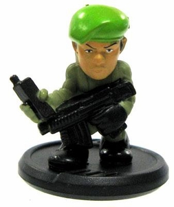 GI Joe Micro Force Series 1 Single Figure S1-36 Lt. Stone