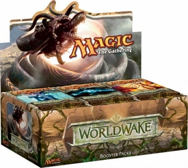 Magic the Gathering Worldwake Booster BOX [36 Packs]