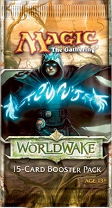 Magic the Gathering JAPANESE Worldwake Booster Pack
