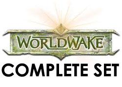 Magic the Gathering Worldwake Complete 155 Card Set