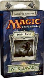 Magic the Gathering Worldwake Theme Deck Intro Pack Fangs of the Bloodchief