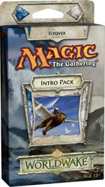Magic the Gathering Worldwake Theme Deck Intro Pack Flyover Loose or Sealed!