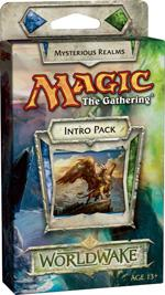 Magic the Gathering Worldwake Theme Deck Intro Pack Mysterious Realms Loose or Sealed!