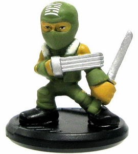 GI Joe Micro Force Series 1 Single Figure S1-05 Beast Ninja Soldier