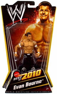Mattel WWE Wrestling Exclusive Best of 2010 Action Figure Evan Bourne BLOWOUT SALE!