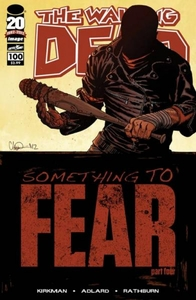 Image Comic Books The Walking Dead #100