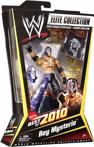 Mattel WWE Wrestling Elite Best of 2010 Action Figure Rey Mysterio