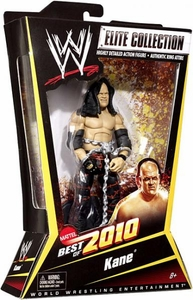 Mattel WWE Wrestling Elite Best of 2010 Action Figure Kane