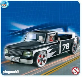 Playmobil Transport Set #4340 Carry Along Pick Up Truck