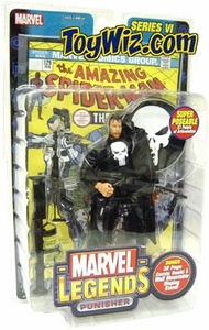 Marvel Legends Series 6 Action Figure Movie Punisher