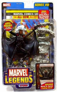 Marvel Legends Series 8 Action Figure Storm