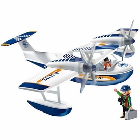 Playmobil Transport Set #5859 Waterplane