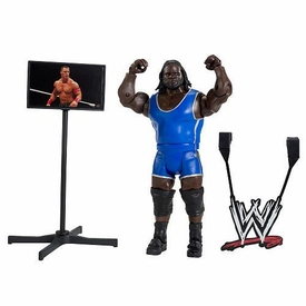 Mattel WWE Wrestling Exclusive Best Of PPV Money in the Bank 2011 Action Figure Mark Henry