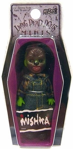 Mezco Toyz Living Dead Dolls Mini Figure Mishka