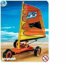 Playmobil Transport Set #4216 Beach Racer