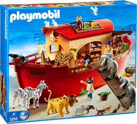 Playmobil Transport Set #3255 Noahs Ark