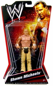 Mattel WWE Wrestling Exclusive Action Figure Shawn Michaels