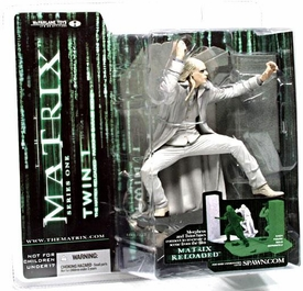 McFarlane Toys Series 1 Matrix Action Figure Twin 1