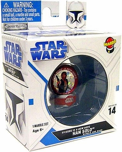 Marbs Collectibles Marbles Series 2 Episode IV A New Hope #14 Han Solo