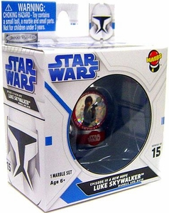 Marbs Collectibles Marbles Series 2 Episode IV A New Hope #15 Luke Skywalker
