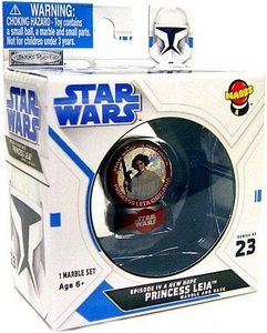 Marbs Collectibles Marbles Series 2 Episode IV A New Hope #23 Princess Leia