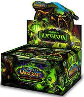 World of Warcraft March of the Legion Booster Box [24 Packs]