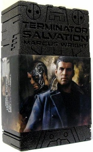 Sideshow Collectibles Terminator: Salvation 12 Inch Action Figure Marcus Wright