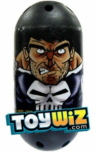 Mighty Beanz Marvel Common Single Bean #11 Punisher