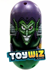 Mighty Beanz Marvel Common Single Bean #13 Green Goblin