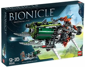 LEGO Bionicle Set #8941 Rockoh T3