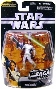 Star Wars Saga 2006 Basic Action Figure #67 Padme Amidala