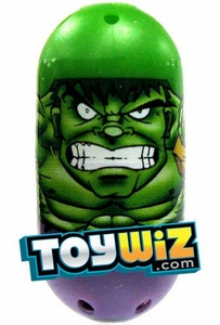 Mighty Beanz Marvel Common Single Bean #2 Hulk