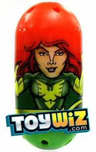 Mighty Beanz Marvel Common Single Bean #23 Jean Grey Phoenix