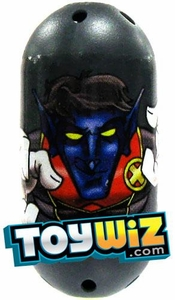 Mighty Beanz Marvel Common Single Bean #28 Night Crawler