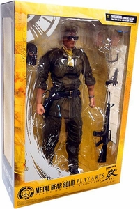 Metal Gear Solid Peace Walker Play Arts Kai Action Figure Miller