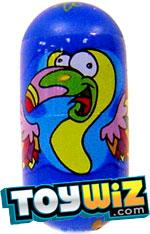 Mighty Beanz Series 3 Common Bird Single #138 Toucan Bean