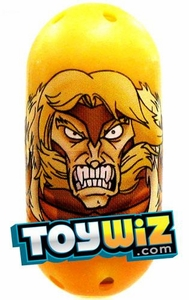 Mighty Beanz Marvel Rare Single Bean #45 Sabretooth