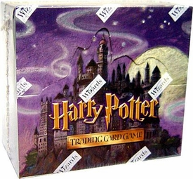Harry Potter Card Game Base Set Booster Box [36 Packs]
