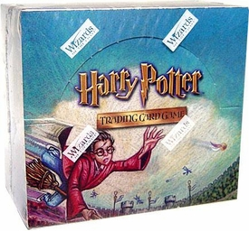 Harry Potter Card Game Quidditch Cup Booster Box[36 Packs]