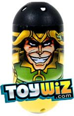 Mighty Beanz Marvel Rare Single Bean #50 Loki