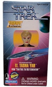 Star Trek Playmates Action Figure Toyfare Exclusive Lt. Tasha Yar