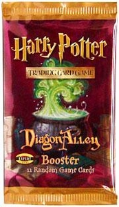 Harry Potter Card Game Diagon Alley Booster Pack